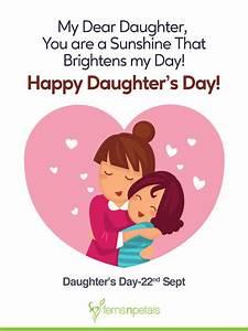 30+ Unique Quot... Daughter Day 2019