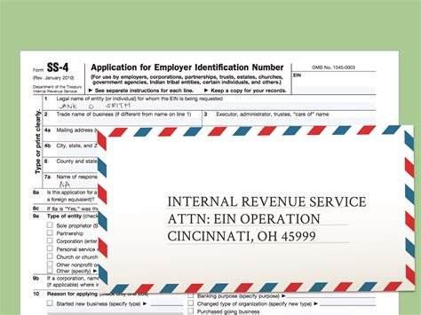 obtain  tax id number   estate  pictures