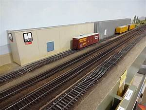 Modeling Sidings And Industrial Spurs  Ho Scale