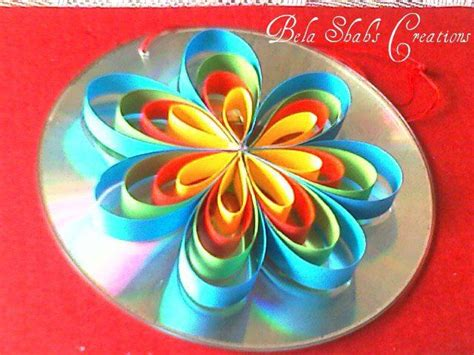 images  cd crafts  pinterest quilling