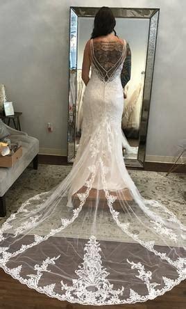 stella york   size    altered wedding dresses
