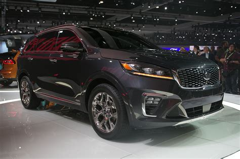 2019 Kia Sorento First Look Fresher And Safer Motor