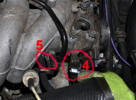 confusion  vacuum hoses