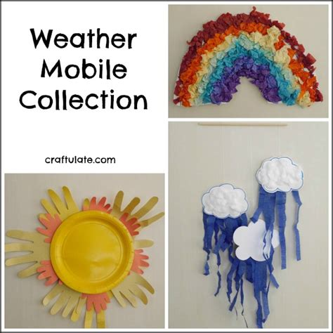 weather mobile collection craftulate 324 | weather mobile