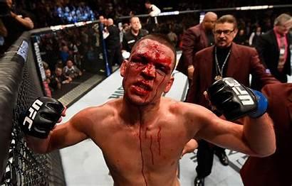 Diaz Nate Mcgregor Conor Ufc Surprised Khabib