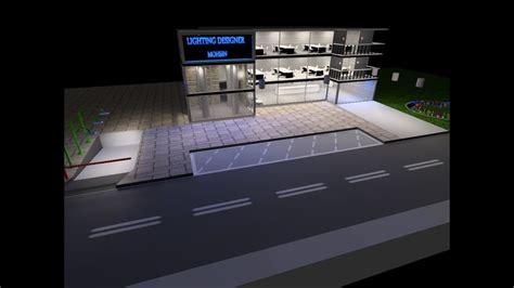 Dialux Evo 7.1 Project Lighting Design DiseÑo IluminaciÓn
