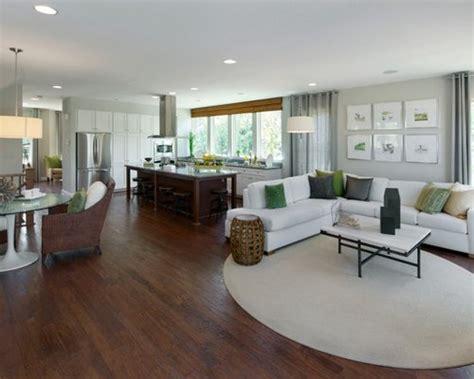 Open Concept Floor Plan Home Design Ideas, Pictures