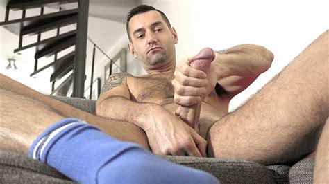 Chris A'dam Plays With His big dutch dick Blog