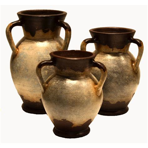Cantaro Vases   Set of 3
