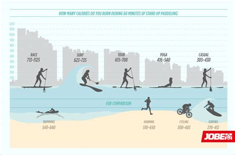 Calories Burned Dragon Boat Paddling by How Much Calories Do You Burn On A Sup Blog Jobe
