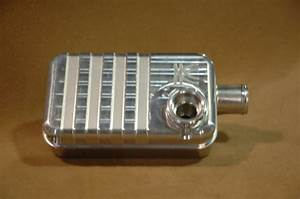 Billet Coolant Overflow Tank