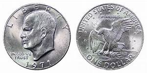 1971 Eisenhower Dollars Value And Prices