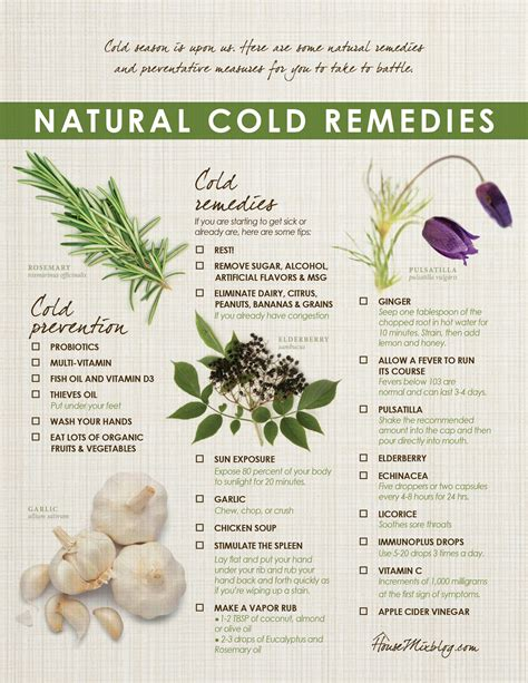 The Truth About Natural Cold Remedies Healthline Autos Post