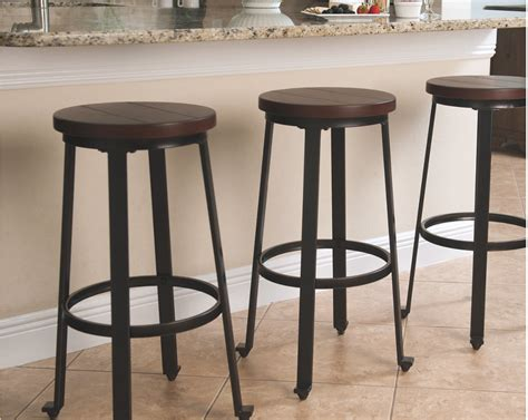 furniture fresh furniture bar stools on a budget challiman pub height barstool by furniture turner