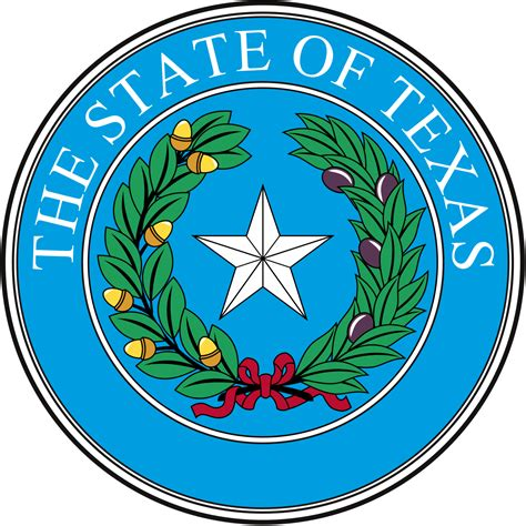 Seal Of Texas Wikipedia