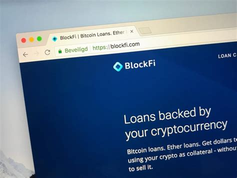 We list places that offer lending bitcoins or getting a bitcoin loan. I took out a loan with cryptocurrency and didn't sign a thing