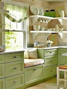 choisir quelle couleur pour une cuisine With superb meubles pour petite cuisine 9 la decoration avec un meuble aquarium archzine fr