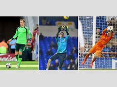 Neuer, Courtois y Navas, los tres mejores porteros de 2014