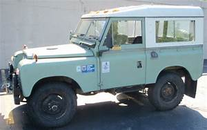 Land Rover Series Ii 1967 Series Ii Gas Conversion For Sale  Photos  Technical Specifications