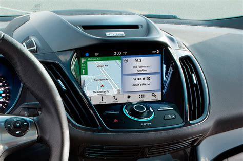 ford sync 3 kartenupdate f7 ford sync 3 better and faster if not a standout extremetech