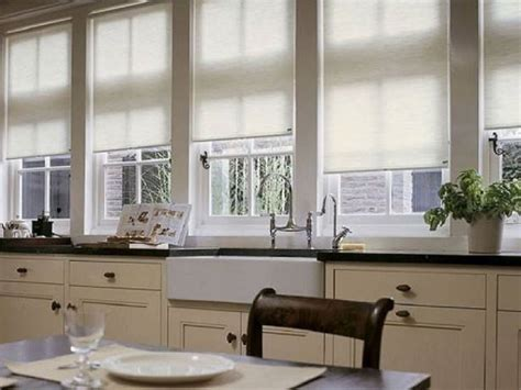 Kitchen Curtain Ideas With Blinds by Tende Da Cucina Complementi Arredo