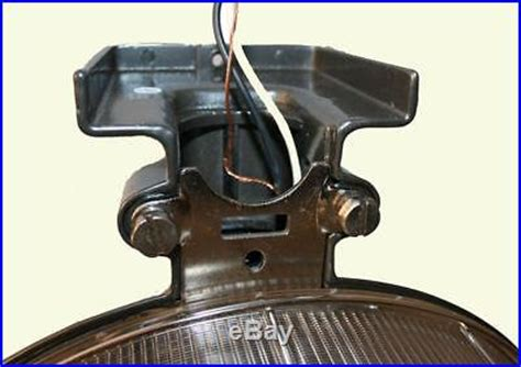 175 watt bronze mercury vapor security light nib