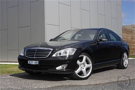 Mercedesbenz S320 Cdi Best Photos And Information Of