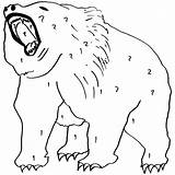 Cave Bear Drawing Colouring Getdrawings sketch template
