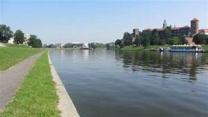 The Vistula River at krakow Poland - Picture of The ...