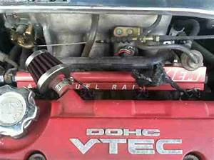 Buy Used Honda Civic Del Sol Jdm B18c Honda Integra Type R