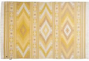 Teppich Tom Tailor : tom tailor teppich vintage kelim colors i gelb designerteppich bei tepgo kaufen ~ Yasmunasinghe.com Haus und Dekorationen