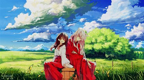 New Anime Wallpaper Hd - anime inuyasha wallpapers hd desktop and mobile backgrounds