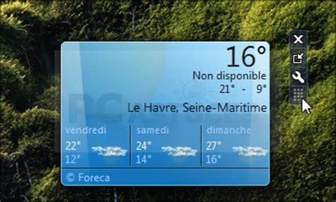 gadget de bureau windows 7 gratuit retrouver les gadgets windows 7 cours de bac 2012
