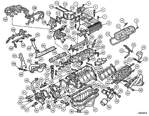 Ford Explorer Engine Diagram Egr Valve Problem