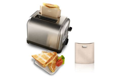 Toaster Bags by Toastabags Reusable Toaster Bags