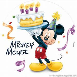 Mickey Mouse Geburtstag : geburtstagsbilder f r kinder beste geburtstagsbilder ~ Orissabook.com Haus und Dekorationen