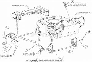 Mtd 12abw32g897 Sp28s  2016  Parts Diagram For Axle Assembly