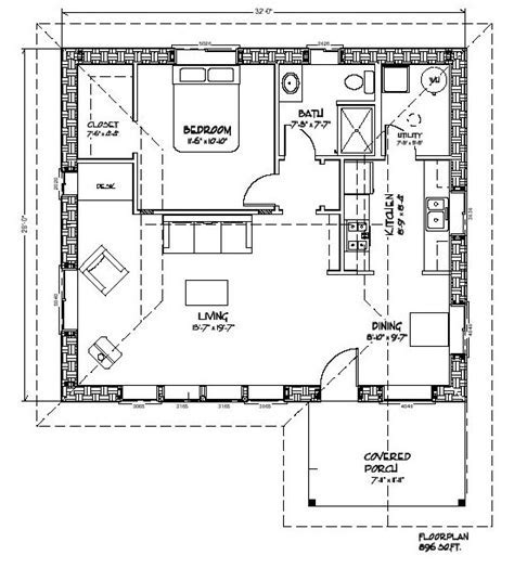 Strawbale Retreat Plan