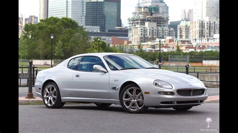 2004 Maserati Coupe Gt Walk Around