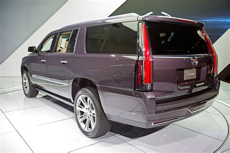 Chevrolet Tahoesuburban; Gmc Yukon; Cadillac Escalade (vs