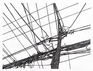 michael mcguire telephone pole drawings With telco wiring india