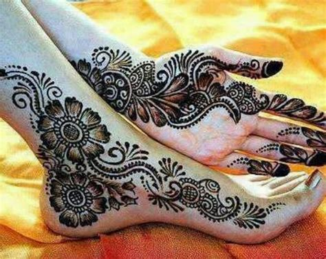 New Style Easy Mehndi Designs 2018 Images
