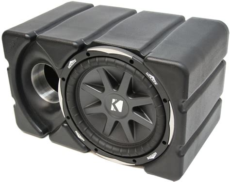 Kicker Cvx10 Loaded Marine Audio Boat Custom Fit 10