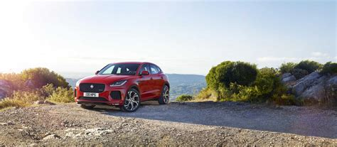 Jaguar Epace Does A Record Breaking Barrel Roll At Its Debut