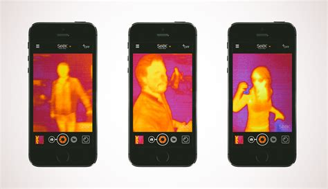 thermal iphone seek thermal infrared imaging for your iphone