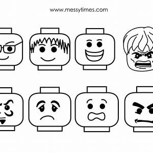 lego faces for mask lego pinterest activities tags With lego minifigure head template