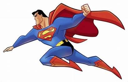 Superman Superhero Cartoon Cartoons Character Clip Comic