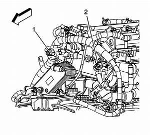 2007 Saturn Aura Engine Diagram With Point
