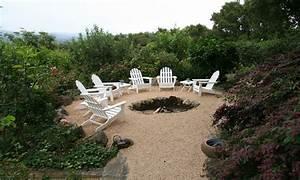 Backyard fire pit design ideas landscaping ideas for for Landscaping ideas for fire pits