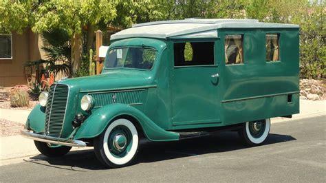 ford housecar camper